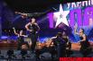 Одна из команд, которая показала на шоу «Україна має талант-6» силу мускулов