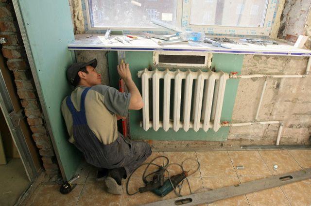 Сначала - мониторинг состояния домов, потом - ремонт.