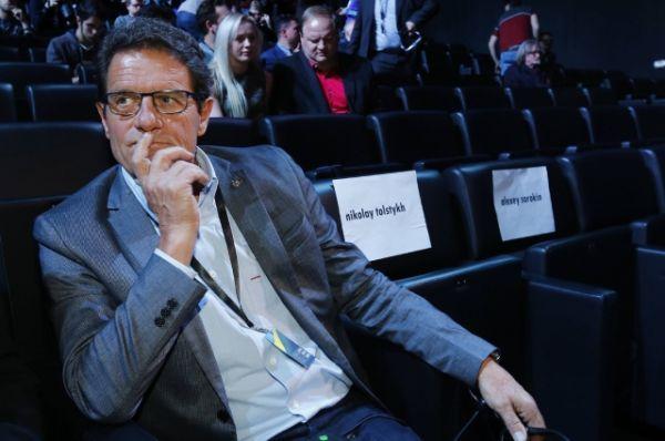 По информации СМИ, главному тренеру сборной России Фабио Капелло может быть предложен контракт до конца сезона.