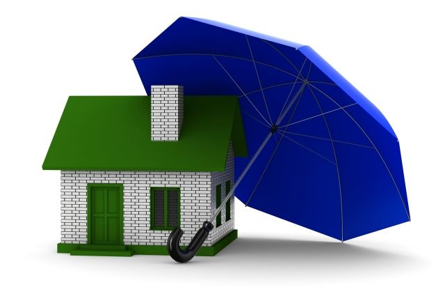 Страхование имущества уменьшит риски.