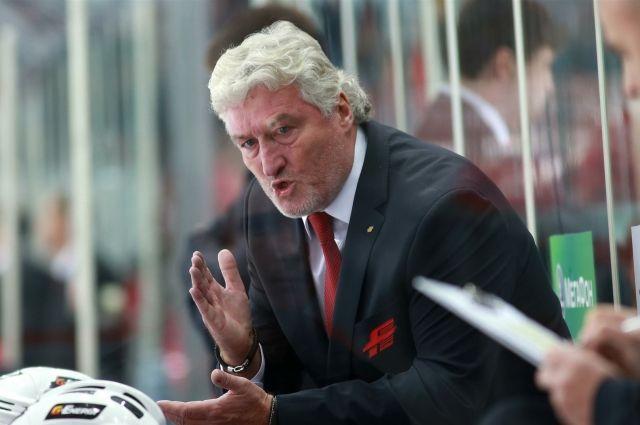 Тренера «Авангарда» Милоша Ржигу отправили в отставку.