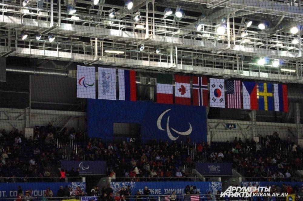 США были сильнее и победили Корею со счетом 3:0. Россияне отчаянно болели за Корею.