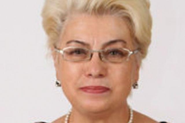 Ирина Щапова.