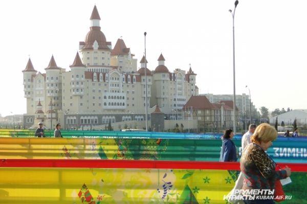 Этот сказочный замок оказался отелем.