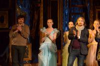 Петербургский хореограф Дмитрий Генус поставил балет «Страсть» по мотивам романа «Анны Карениной».