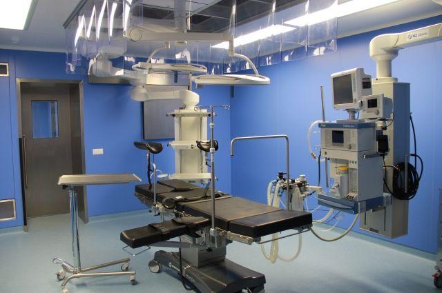 В больнице Екатеринбурга открывается уникальная операционная