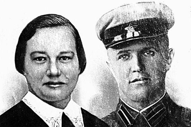 Елена Агапова всегда знала, что её муж - герой!