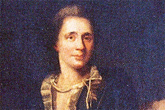 Василий Баженов. Фрагмент картины И. Т. Некрасова. 1770-е гг.