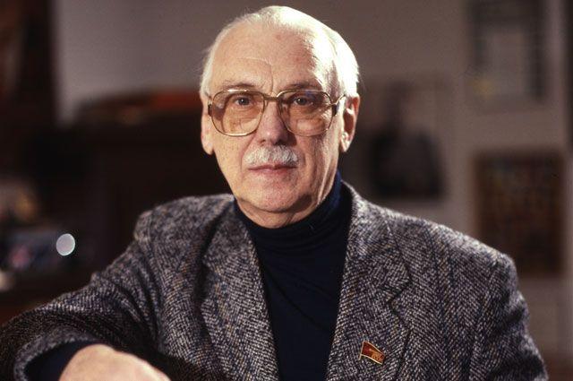 Сергей Михалков. 2000 год.