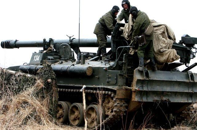 Армейская артиллерия Приморья