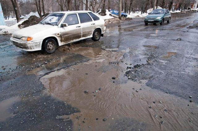 Прокуратура раскритиковала дороги в городах Свердловской области