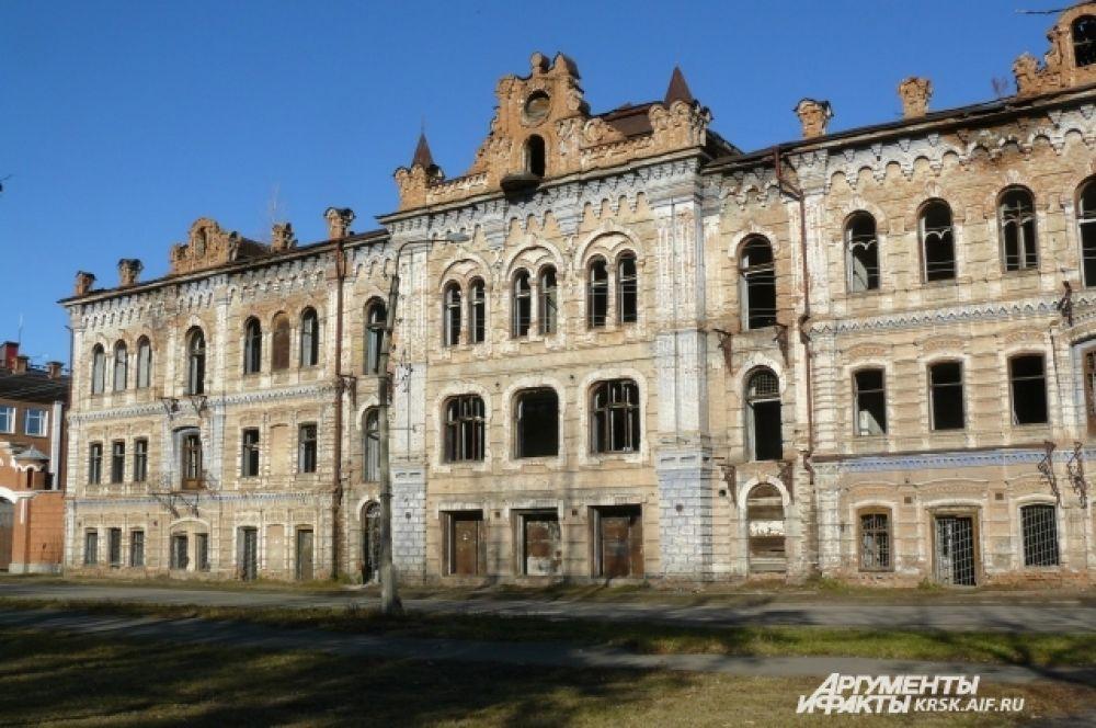 Минусинск. Дом Вильнера.
