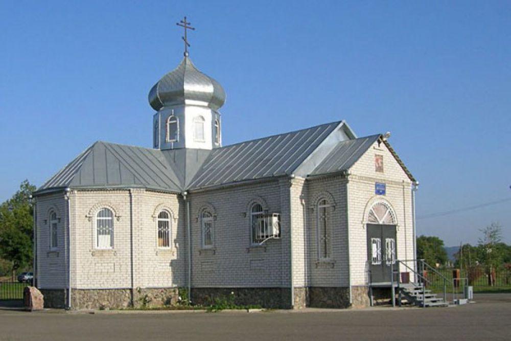 Храм Святого Гергия Победоносца, г. Майкоп