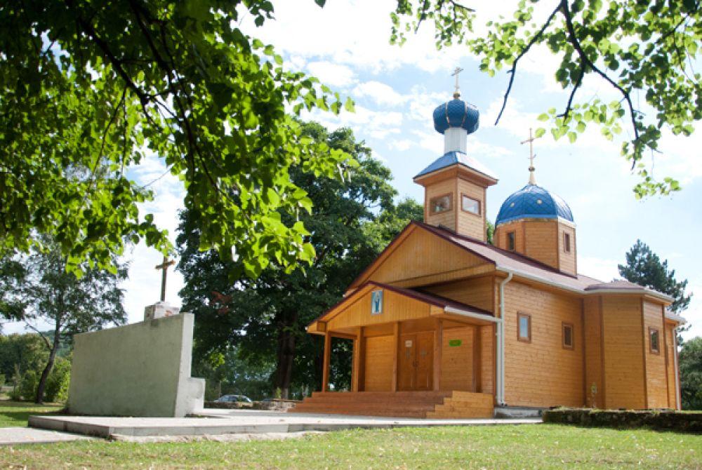 Свято-Михайловский монастырь. Майкопский район, п. Победа