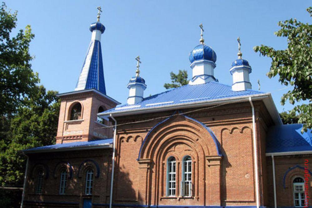 Свято-Воскресенский храм, г. Майкоп