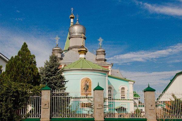 Свято-Троицкий кафедральный собор, г. Майкоп