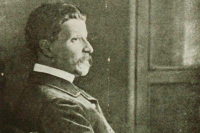 Михаил Врубель. 1898 год.