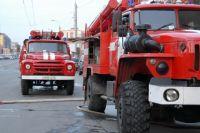 В Омской области возросло число пожаров.