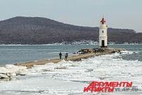 Токарёвский маяк во Владивостоке.