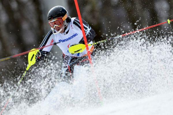 13 марта горнолыжник Валерий Редкозубов завоевал золотую медаль в слаломе среди спортсменов с нарушением зрения.