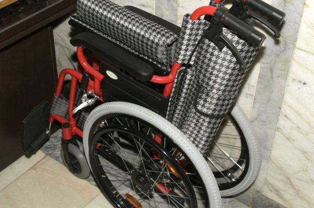 В Омске ищут работу для инвалидов.