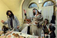 Иудейский праздник Пурим.