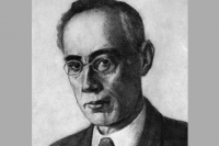 Писатель Александр Беляев