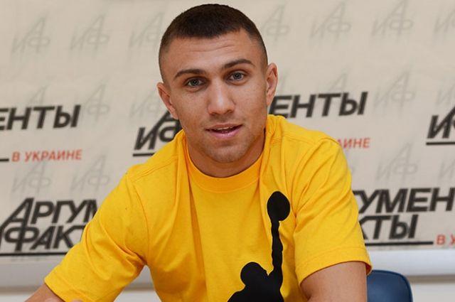 Ломаченко может провести бой сразу за 2 титула