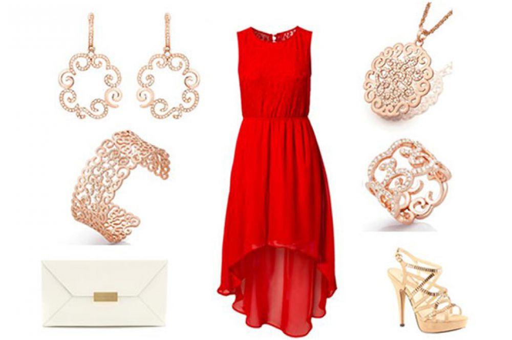 Отдельная тема – красный цвет, который называют викторианским красным.