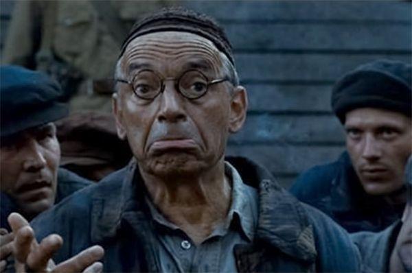Валентин Гафт также воплотил небольшой образ заключённого Пимена в драме «Утомлённые солнцем 2: Предстояние».