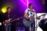 Группа «7Б». Выступление на рок-фестивале «Остров». 2013 год.