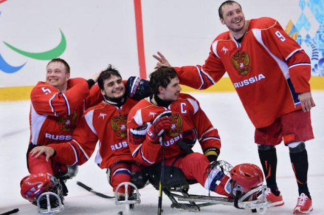 На фото: Василий Варлаков, Владимир Литвиненко, Дмитрий Лисов и Константин Шихов.