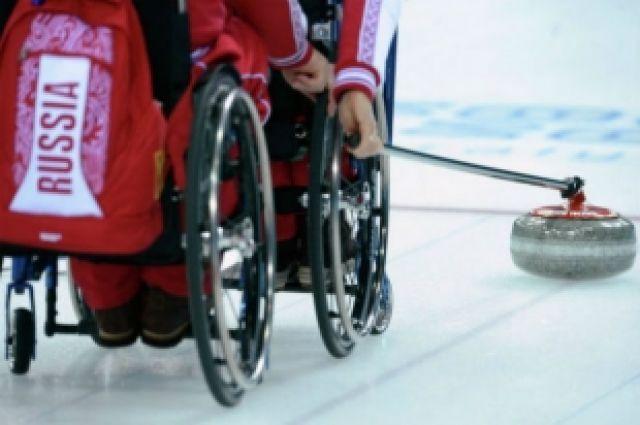 Российские керлингисты выиграли серебро Паралимпиады