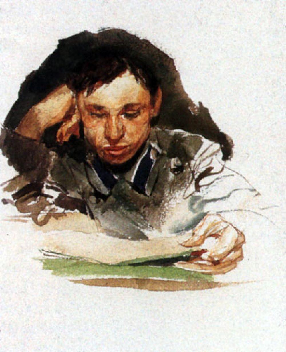 Постепенно Врубель превратился из обычного легкомысленного студента в увлечённого работой и педантичного в мелочах художника. В 25 лет Михаил стал работать с удвоенной силой, а круг его знакомых значительно расширился.
