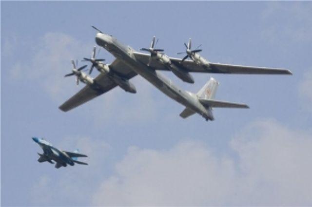 В небе над Южным Уралом состоятся авиационные учения