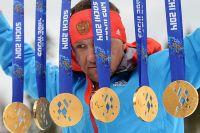 Роман Петушков – шестикратный паралимпийский чемпион.