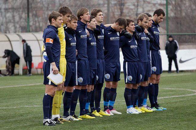 ФК «Севастополь». 2011 год.