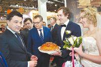 Где сыграть свадьбу? Молодожёны могут выбрать место на маршруте «Свадебное кольцо Подмосковья».