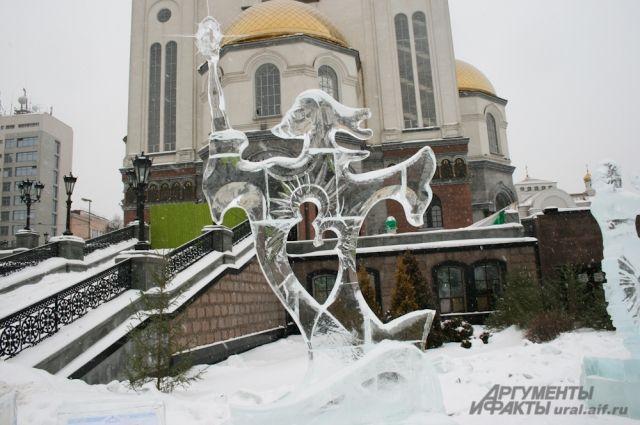 Особый крестный ход пройдет в Екатеринбурге