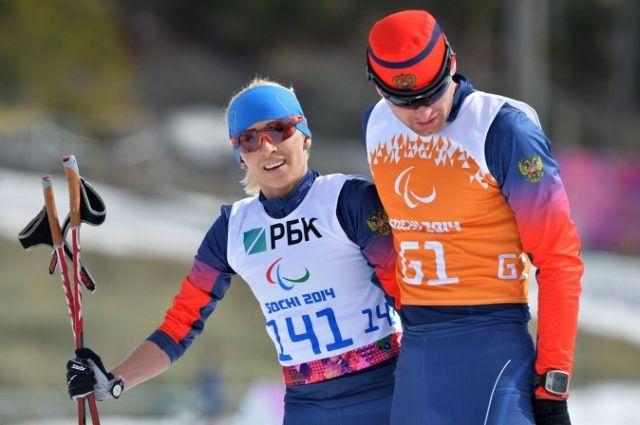 Михалина Лысова (слева) в паре со своим лидером Алексеем Ивановым добилась выдающегося результата.
