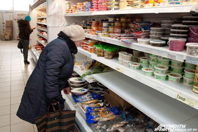 На Среднем Урале подорожали алкоголь, продукты, бензин и жилье