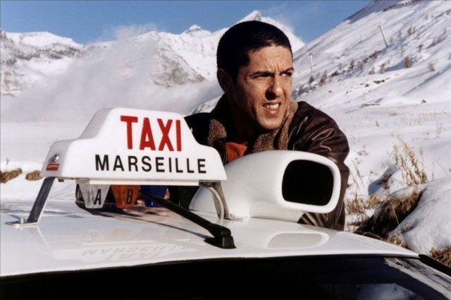 Такси в комедии Люка Бессона и летало, и покоряло горные вершины, и опережало профессиональные гоночные автомобили.