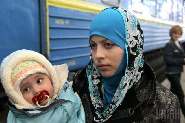 Крымчане массово переселяются в другие регионы Украины