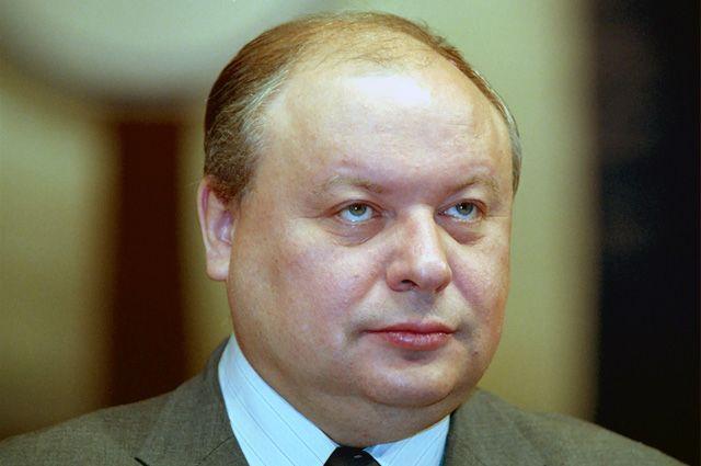 Егор Гайдар, 2004 год.