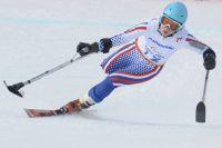 «Серебро» в первый же день Паралимпиады завоевала горнолыжница Инга Медведева.