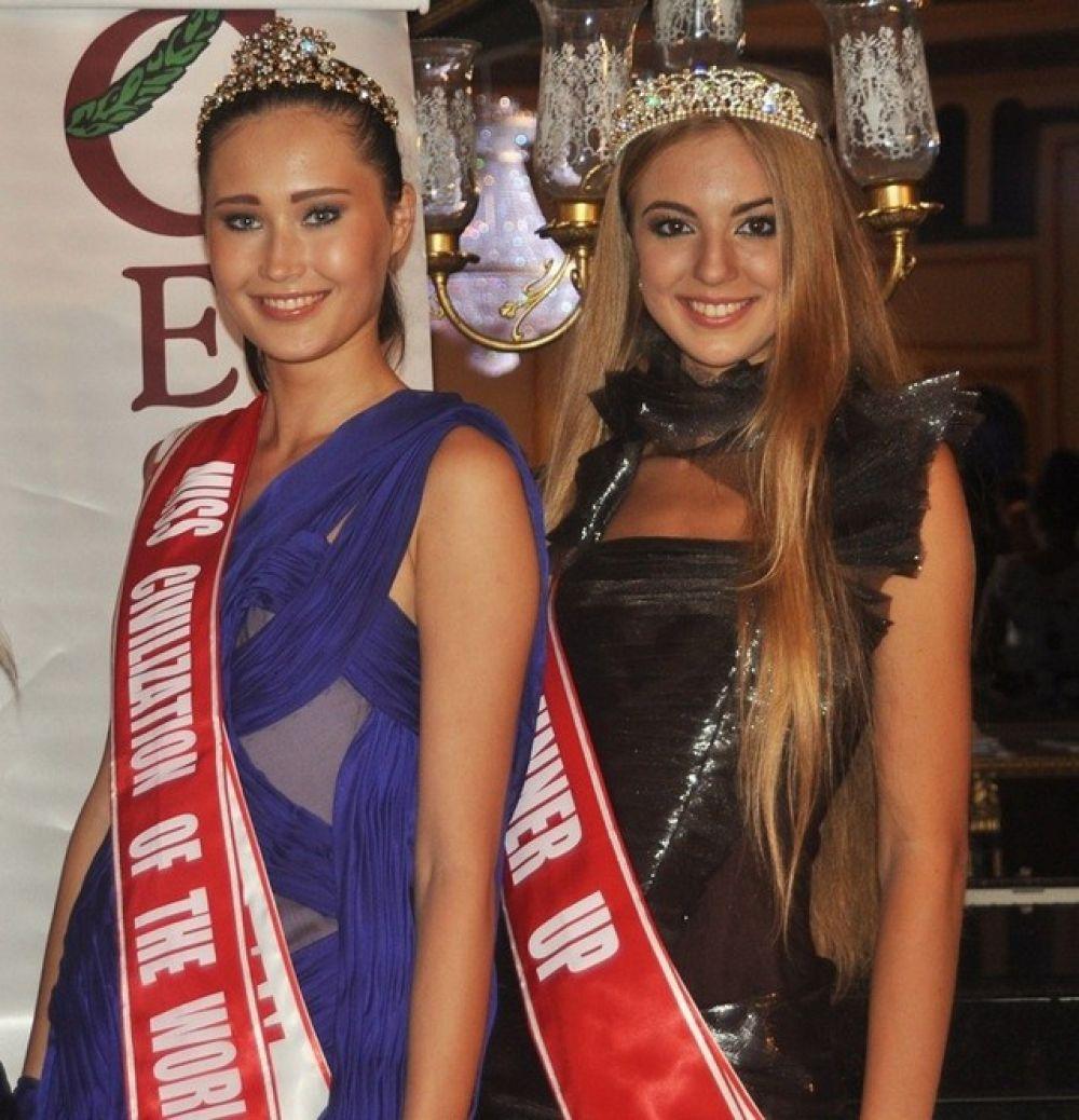В Албании стала «Мисс элегантность».