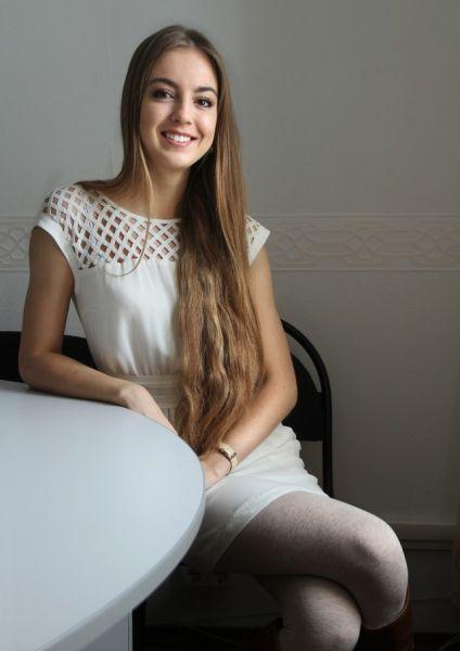 Такой она давала интервью «АиФ в Ульяновске»