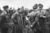 Яков Джугашвили в немецком плену.