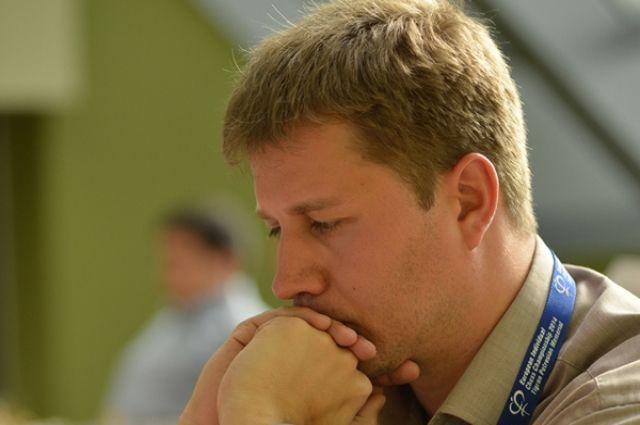 Уроженец Екатеринбурга Александр Мотылев стал чемпионом Европы по шахматам