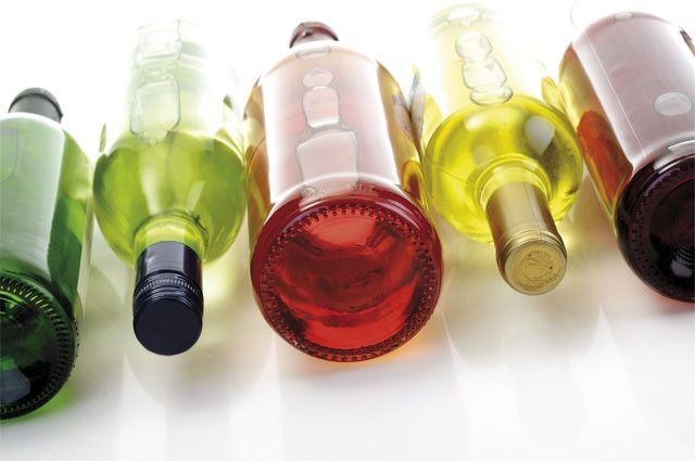 В городе Тара обнаружили нелегальный алкоголь.